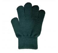 Plain Green Gloves
