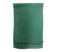 Plain Green Scarf