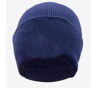 Plain Navy Ski Hat