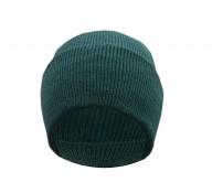 Plain Green Ski Hat
