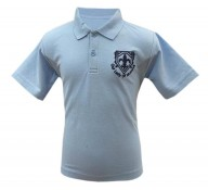 Our Lady of Muswell Hill Primary Polo with logo