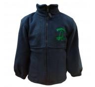 Brookland Navy Fleece (with Logo)