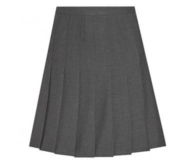 Wren Junior Stitched Down Knife Pleat Skirt