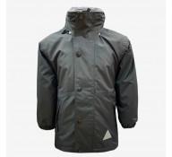 Plain Black Result Jacket