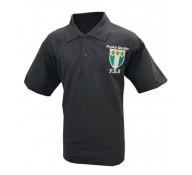 Friern Barnet Black P.E Polo Shirt (with Logo)