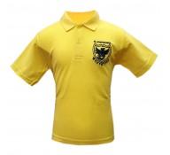 St John's N20 Yellow Polo Shirt (with Logo)